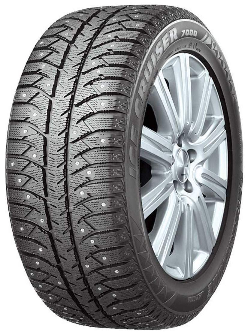 Автошина R15 185/65 Bridgestone Ice Cruiser 7000S 88T шип 13721