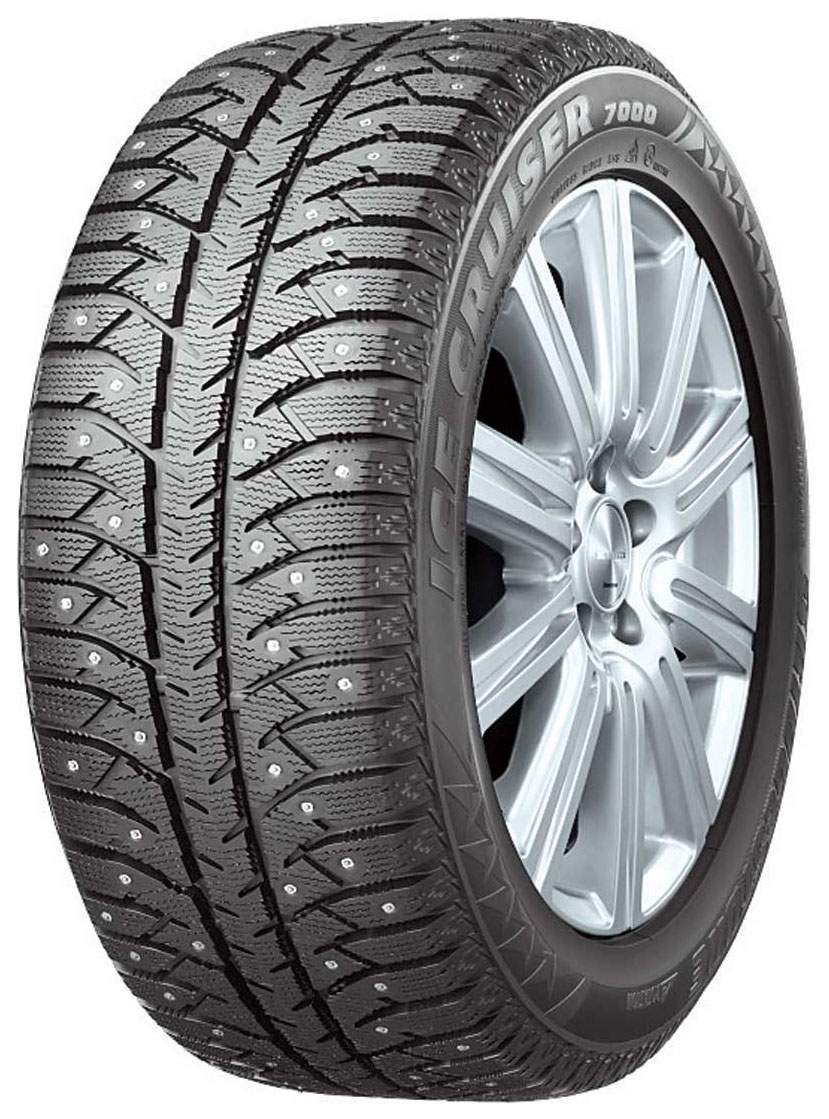 Автошина R19 235/55 Bridgestone Ice Cruiser 7000 101T (шип)