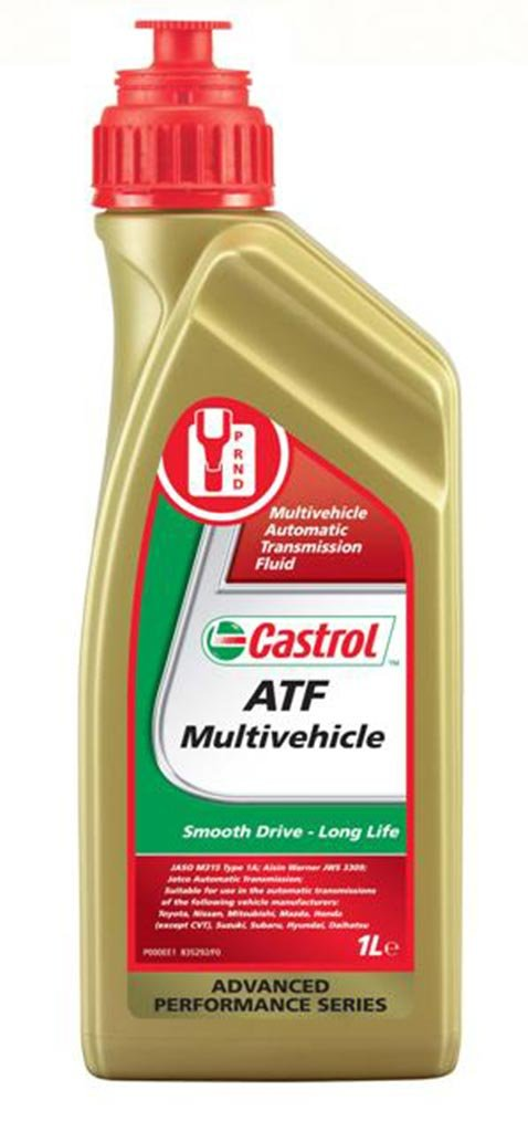 Масло трансм CASTROL ATF Multi-Vehicle (1л)