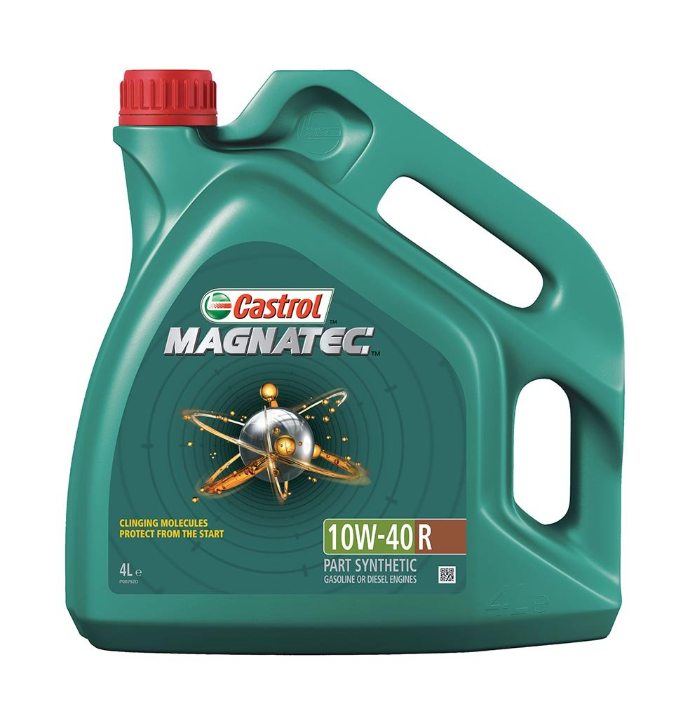 Масло моторное CASTROL Magnatec R A3 B4 10W-40 (4л) NEW