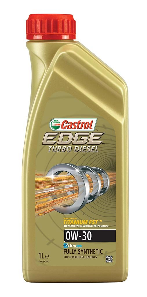 Масло CASTROL EDGE Turbo Diesel 0W-30 (1л)