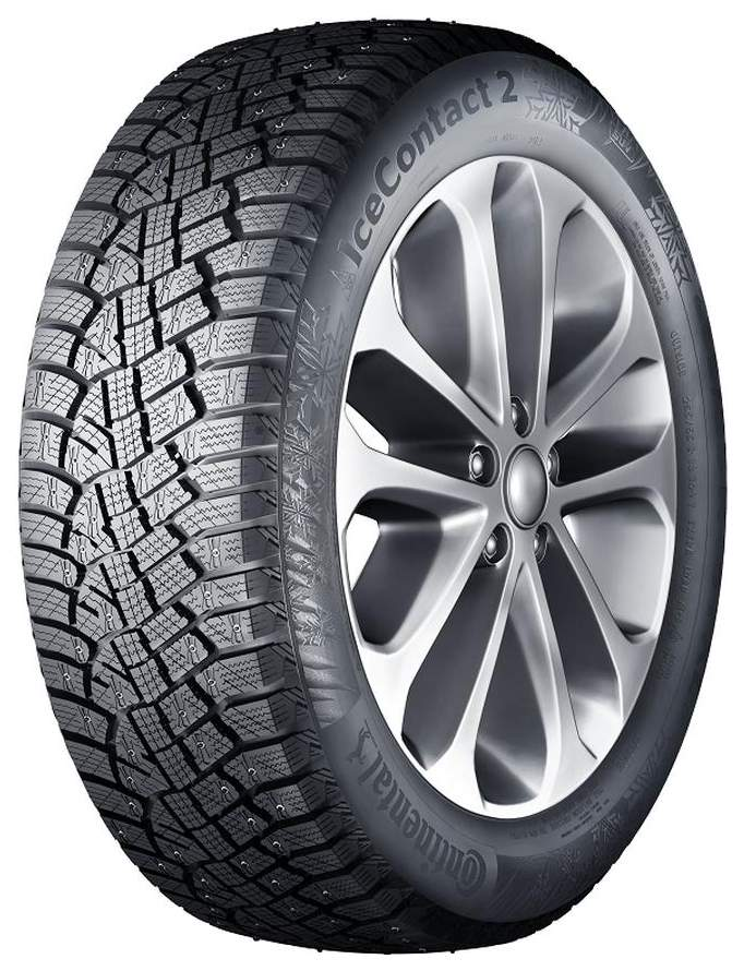 155/70 R13 Continental IceContact 2 KD 75T