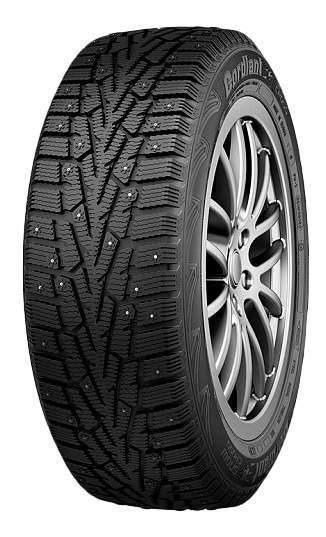 Автошина R14 185/65 Cordiant Snow Cross PW-2 116/90T (шип)