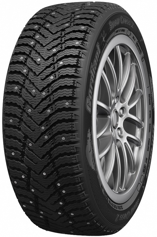 Автошина R13 175/70 Cordiant Snow Cross 2 PW-4 82T шип