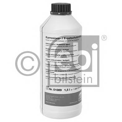 Антифриз FEBI Antifreeze G11 blue -35С 1.5л концентрат