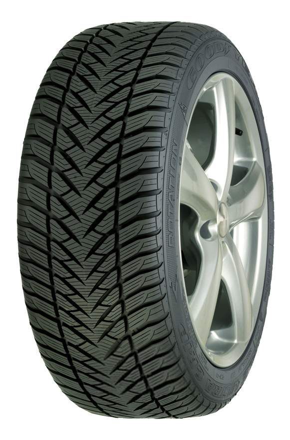 Автошина R18 255/45 Goodyear Eagle UltraGrip GW-3 99V (зима) RunFlat