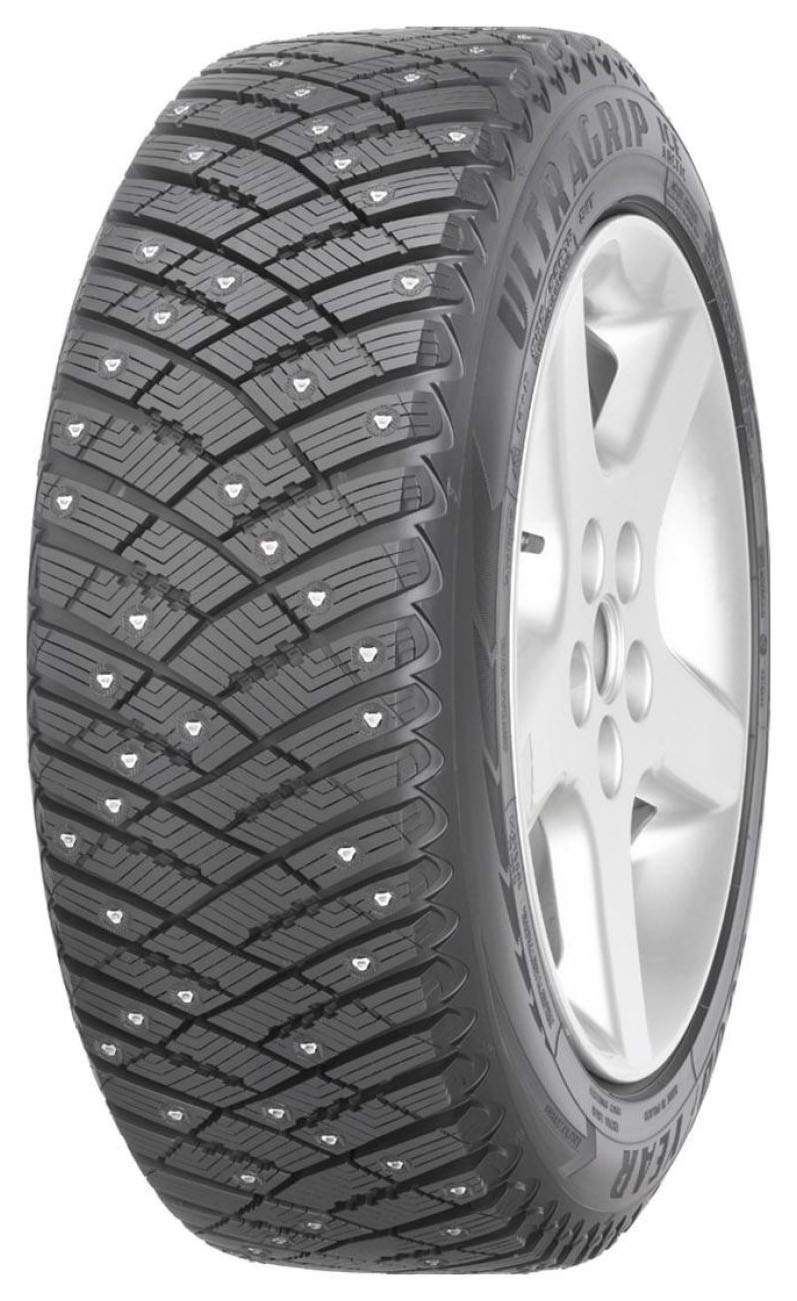 Автошина R16 195/55 Goodyear UltraGrip Ice Arctic 87T (шип)