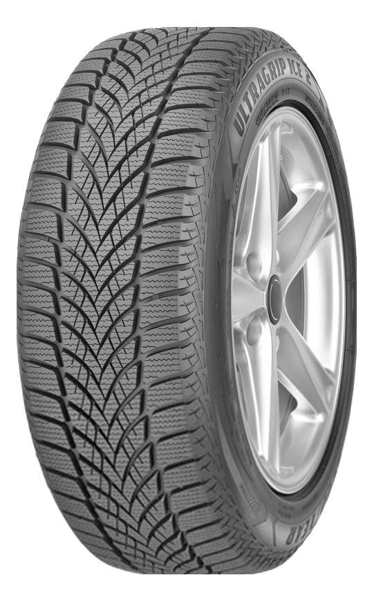 Автошина R18 235/55 Goodyear UltraGrip Ice 2 XL 104T (зима)