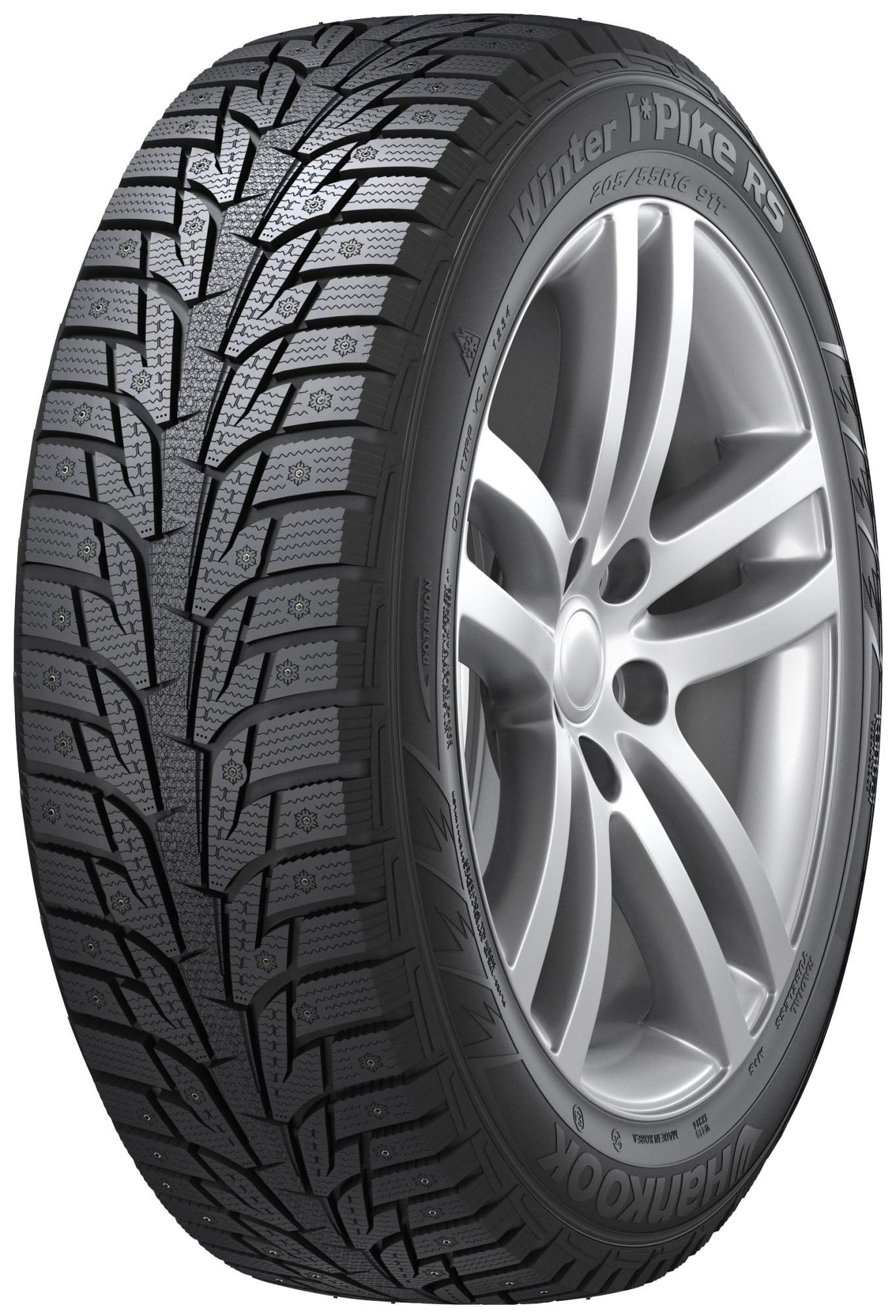 Автошина R18 245/40 Hankook i*Pike RS W419 97Т XL (шип)