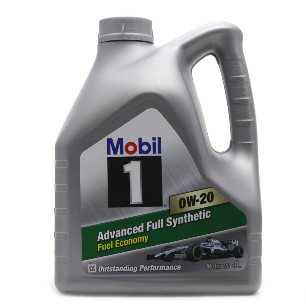 Масло моторное MOBIL 1 Advanced Fuel Economy 0W-20  (4л)