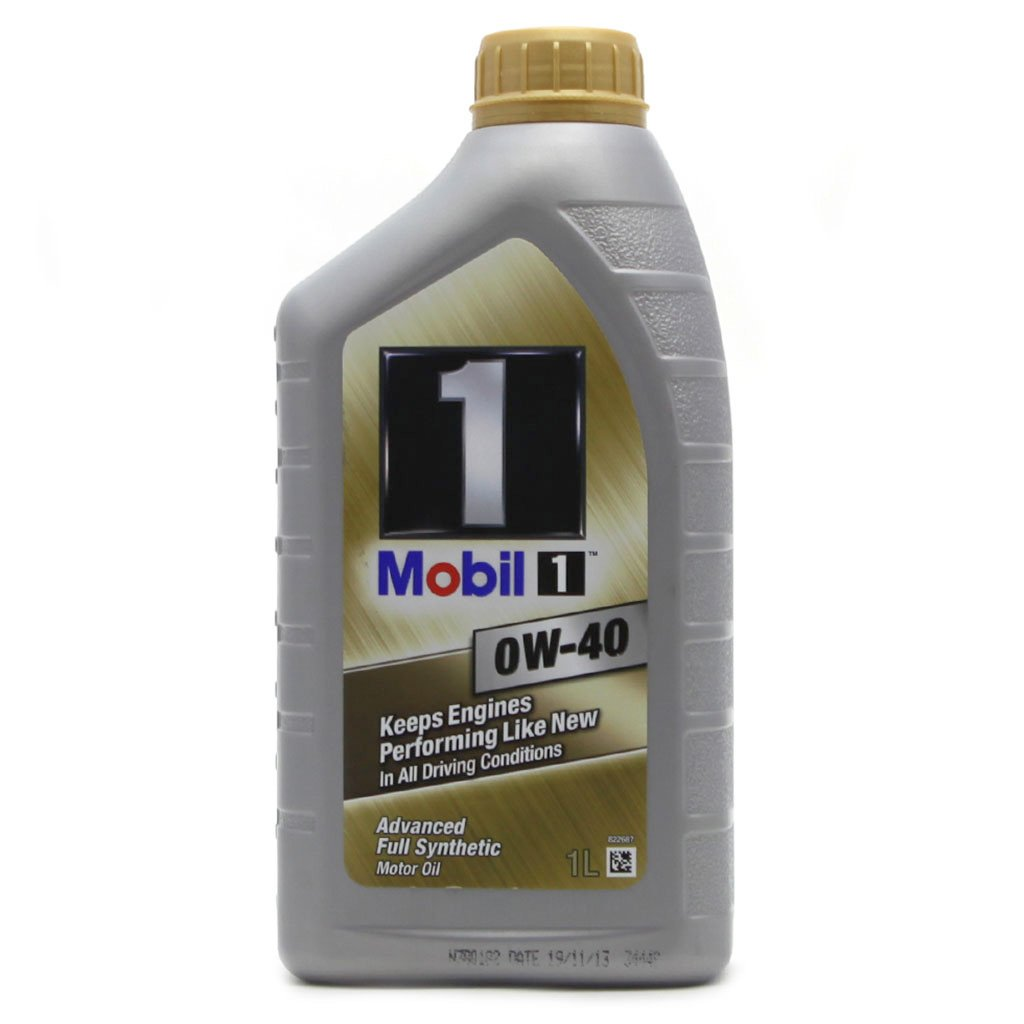 Масло моторное MOBIL 1 New Life 0W-40  (1л)