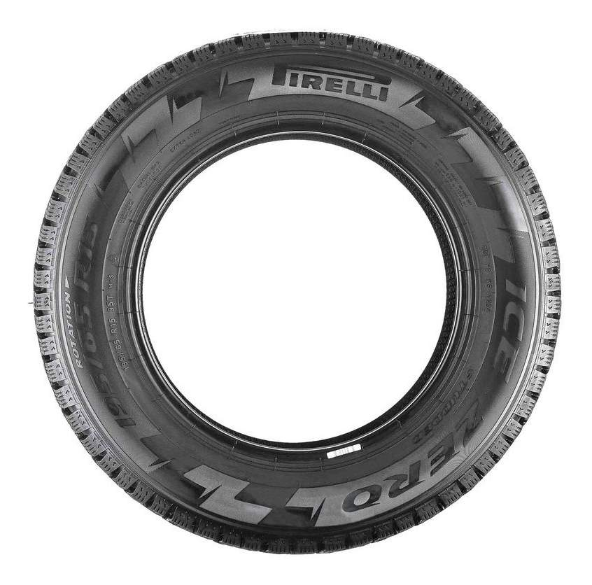Автошина R18 255/60 Pirelli Winter Ice Zero 112T XL (шип)