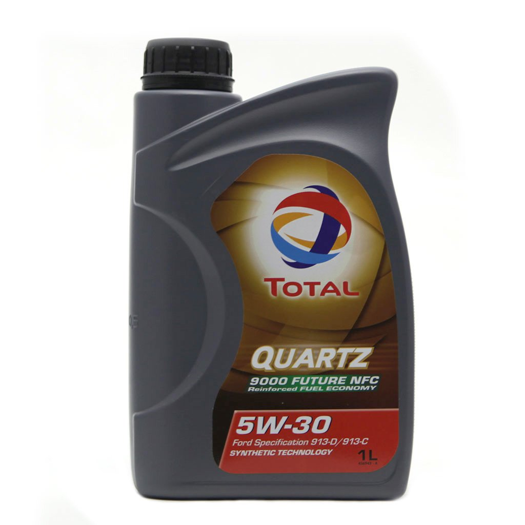 Масло TOTAL QUARTZ 9000 Future NFC 5W30 синт (1л)