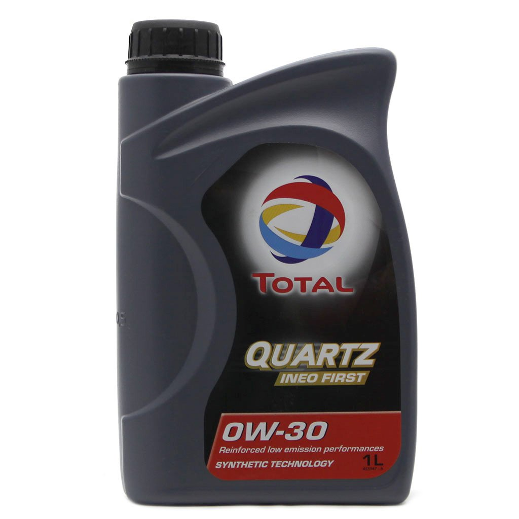 Масло TOTAL QUARTZ INEO FIRST 0W30 синт (1л)