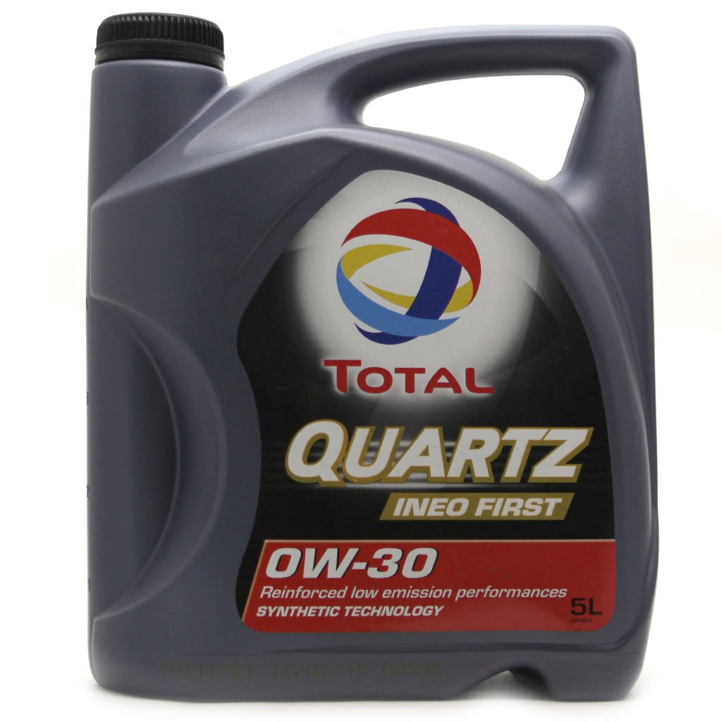 Масло TOTAL QUARTZ INEO FIRST 0W30 синт (5л)