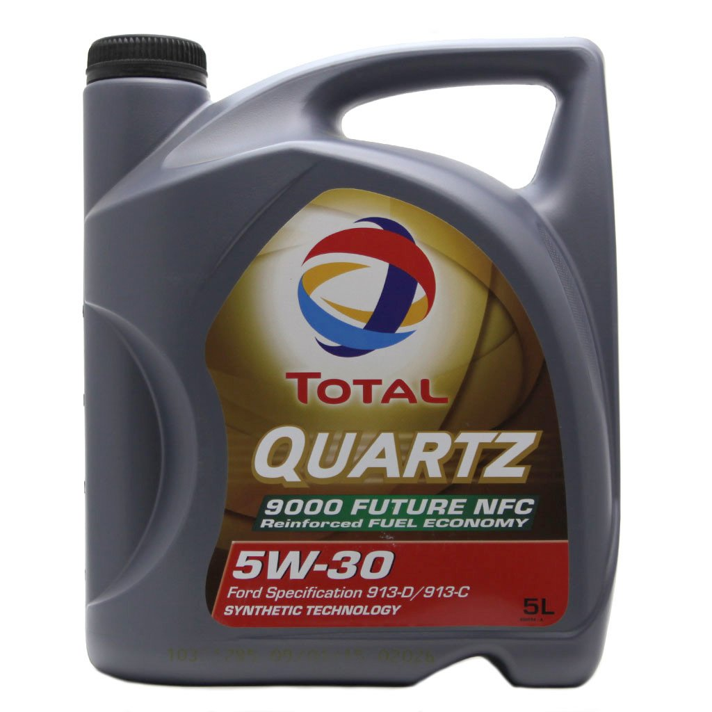 Масло TOTAL QUARTZ 9000 Future NFC 5W30 синт (5л)